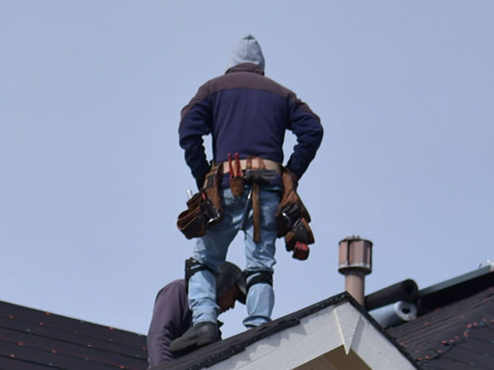 Roofing Maintenance and Repair