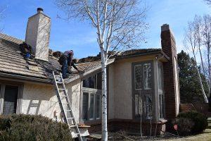 Repairing Roofs
